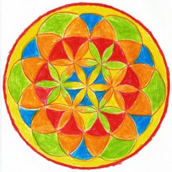 Magic Flower of Life