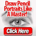Learn drawing realistic pencil portraits